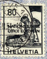 Nations Unies Office Europeen. Helvetia. 80.
