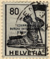 Courrier du Bureau International d'Education. 80. Helvetia.