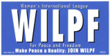 WILPF. Women's International League for Peace and Freedom. Make Peace a Reality: Join WILPF....