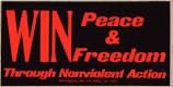 Win Peace & Freedom Through Nonviolent Action