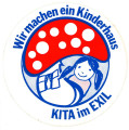 Wir machen ein Kinderhaus. KITA im EXIL. (In German: We create a children's house/home. KITA in...