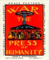 War; The press of humanity