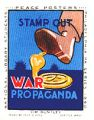 Stamp Out War Propaganda