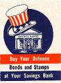 Buy Your Defense Bonds and Stamps at Your Savings Bank