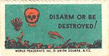 Disarm Or Be Destroyed!