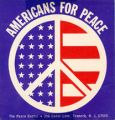 Americans for Peace