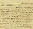 1851 January 21, Woodbourne, to Dear Brother, Philadelphia