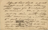 1897 January 12, [to Mrs. Francis R. Cope], Awbury
