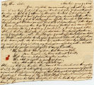 1826 September 12, Montrose, to Sisters, Philadelphia