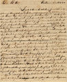 1830 October 16, Woodbourne, to Brother, Philadelphia