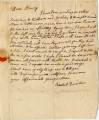 [1805-1809?] to Henry Cope, Weston