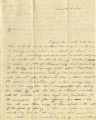 1839 March 6, to Elizabeth W. Cope, Philadelphia