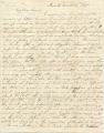 1840, March 14, Paris, to Rachel R. Cope, Philadelphia