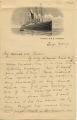 1906 December, Cunard R.M.S. Ivernia, to Rachel C. Cope