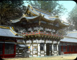 Yomeimon Gate at Nikko
