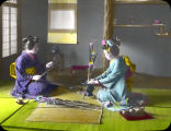 Ceremonial Tea Observance in Japan, The