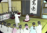 Tsurumaki Primary School, Tokio, Lesson in Etiquette