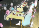 Warabi Kindergarten, Tokio, Lunch Hour