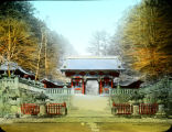 Niomon Gate at Nikko