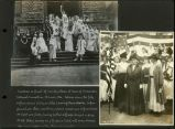 Suffragists Demonstrating at the DNC