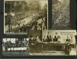 Suffrage Parade in Washington
