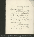 [Letter from Susan B. Anthony]