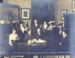Governor of Maine Signing Suffrage Bill