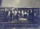 Governor of Missouri Signing Suffrage Bill