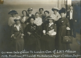 German Delegation to International Womens Suffrage Conference