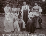 Mrs. Despard and Group of British W.S. Leaders