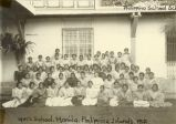 Girl's School, Manilla, Philippine Islands