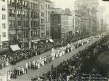 New York City 1915 Suffrage Parade