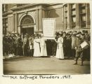 N.Y. Suffrage Paraders