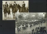 Suffrage Parade in New York