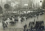 Suffrage Parade in N.Y. City April 19th 1917