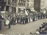 Clubs and Professions in Suffrage Parade